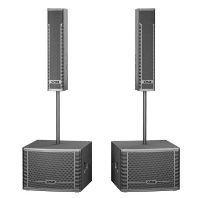 Vera IV - Powered speaker set