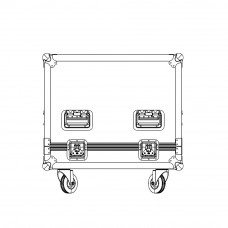 FOCUS12-FC Flight case