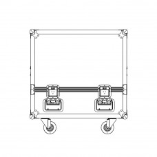 FOCUS15-FC Flight case