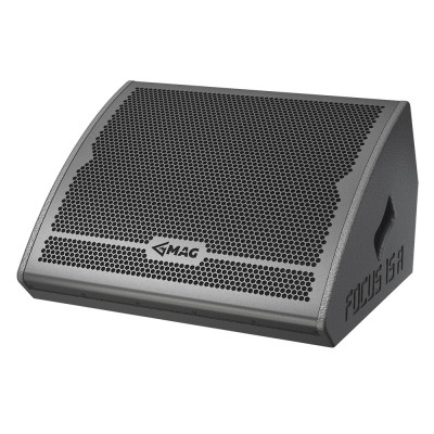 Focus 15A - Versatile powered stage monitor