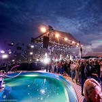 The grand opening of City Beach Club
