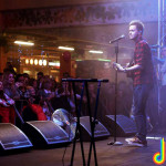 Birthday party at «Dream Town» mall with MAG Audio systems
