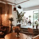 Инсталляционная серия AIR в Blur Coffee