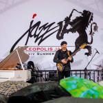 Линейный массив MAG Wasp на Leopolis Jazz Fest