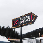 MAG Audio installation in Rebra BBQ, Bukovel resort