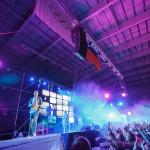 Акустика MAG в концертном туре Время и Стекло