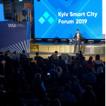 MAG Audio at Kyiv Smart City Forum 2019