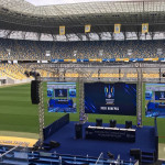 MAG WASP at the XXIII Congress of Ukrainian Association of Football