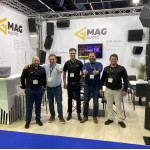 MAG Audio at the Biggest Integration Exhibition ISE 2020 in Amsterdam